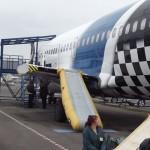 Aircraft Escape Chute
