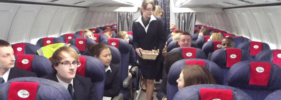 Onboard flight